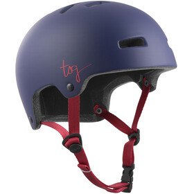 TSG Ivy Solid Color Helmet satin grape
